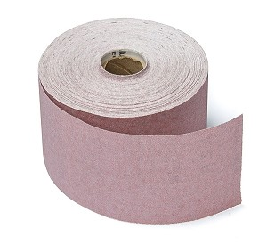 220 Grit File Board Sandpaper Roll