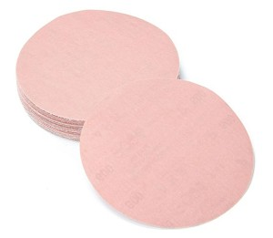 6 in. 1200 Grit Hook & Loop Sandpaper