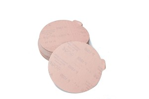 6 in. 1200 Grit Premium Stick It Sandpaper