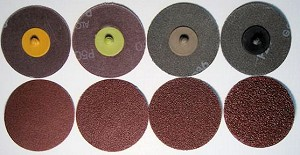 3 in. x 24 Quick Change Sanding Disc