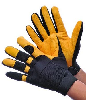 Deer Skin Work Glove-X Large