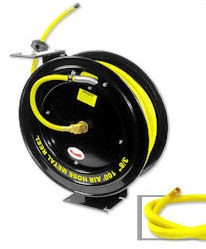 100 ft. x 3/8 in. Rertracting Air Hose Reel
