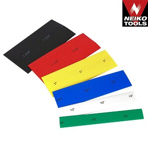 40 Piece Heat Shrink Tube Assortment
