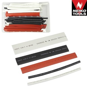 Heat Shrink Tube Assortment-75 Piece