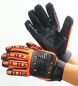 Anti Vibration Work Glove-XL