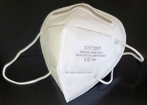 KN95 Dust-Proof Face Mask