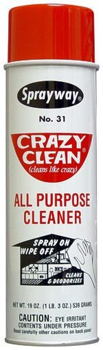Crazy Clean All Purpose Cleaner