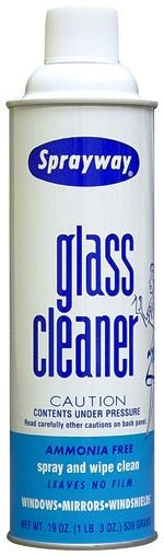 Sprayway Glass Cleaner-12 Pack